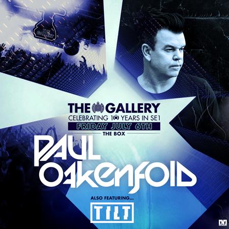 TILT | The Gallery